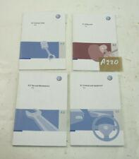 VW EOS Buch Bordbuch Bedienungsanleitungen englisch Bj2006