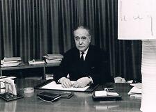 "Belgium Jacques Collart 1938- genuine autograph 5""x7"" signed photo"