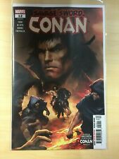 Savage Sword Of Conan 12 Nm Marvel Comics 2019 Frank Tieri 12A