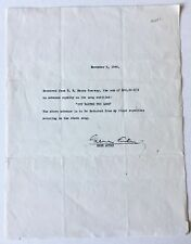 Gene Autry Contract 1940 Autograph Signed - *Hollywood Posters*