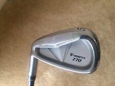 Left Handed Yonex V-Mass 270 5 Iron Regular Flex Graphite Shaft