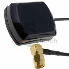 GPS SMA Antenne Navi Navigation Kabel Adapter Radio Stecker Magnet Shark Fuss