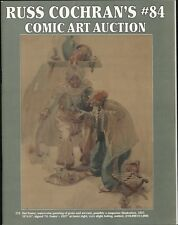 Russ Cochran # 84 Comic Art Auction
