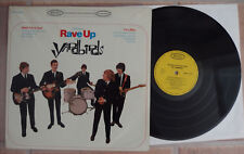 The Yardbirds - Rave Up With... RARE GER Press Top Condition RARE