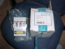 NOS MTE APS2 Power Switch 45k W 3 Pole