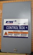 Fampw Submersible Pump Motor Control Box 12hp 230v 60a 022876