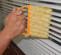 Useful Microfiber Window cleaning brush air Conditioner Duster cleaner with wash