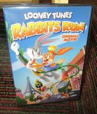Looney Tunes: Rabbits Run Original Animated Dvd Movie, Lola, Bugs & Looney Gang