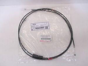 LEXUS OEM FACTORY HOOD RELEASE CABLE 2002-2010 SC430
