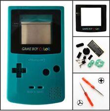 Gameboy Color Bleue Coque de Remplacement Pièce Rechange Case Cover