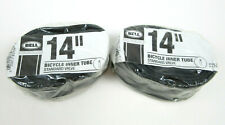 "2-Pak Bell Sports Standard Schrader Bicycle Inner Tubes, 14"" x 1.75-2.25"""