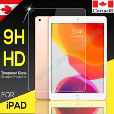 Tempered Glass Screen Protector for iPad 1 2 3rd 4th 5th 6th 7th 8th Generation