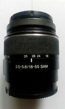 Sony SAL SAL-1855 DT SAM 18-55mm f/3.5-5.6 Aspherical SAM ED Lens
