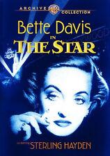THE STAR - (Bette Davis) - DVD - Region Free