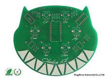 2Layer PCB prototype manufacture service 10cm*10cm 10pcs