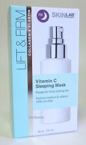 SkinLab Vitamin C Sleeping Mask Lift & Firm w/ Collagen & Elastin