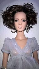 Robert Tonner Tyler Gene Repaint OOAK Doll Modepuppe 16 Zoll/40 cm