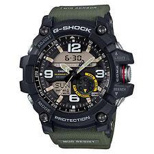 Casio G-SHOCK GG1000-1A3 Mudmaster Twin Sensor Compass Green 200m Men's Watch