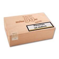 5 X meine 50er Sumatra À 50 Zigarren / 47902