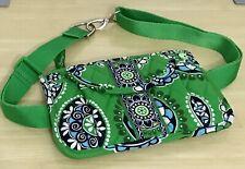 Vera Bradley Belt Bag in Cupcakes Green
