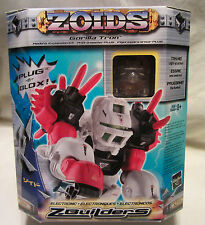Zoids #103 GORILLA TRON Model & Expansion Kit Plug-n-Blox 2003 Hasbro NEW