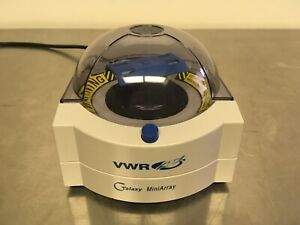 VWR Galaxy MiniArray Centrifuge C1403 Pre-owned Excellent Clean Tested