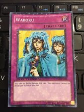 Yugioh 1X Mint Common Duel Terminal Vol 3 Waboku DT03-EN100