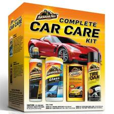 Armor All Complete Car Care Kit Car Cleaning , 4 Pieces