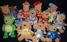 Winnie the Pooh Disney Cuddly Toys (1968-Now)