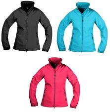 Horka Softshell Ladies Jacket Silhouette WATERREPELLENT & WINDPROOF HORSE RIDING