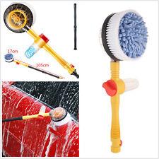 Car Washer Automatic Washing Brush High-pressure Spray Brush Auto Clean Tool Kit