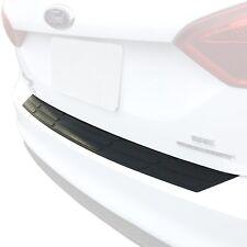 2012-2018 Ford Focus Sedan 4-Door Black Rear Bumper Scratch Protector Cover New