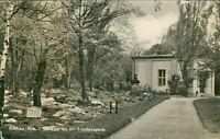 Ansichtskarte Köthen Anh. Steingarten im Friedenspark  (Nr.9619)