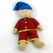 "Caillou Plush Large Stuffed Doll Jumbo 31"" Tall Soft Pillow Buddy Toy Cinar 2002"