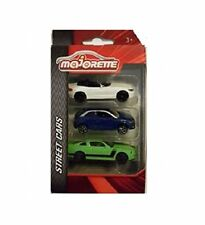 Majorette 20522700 1 64 3 Inches Scale 3 Cars set Great Detail