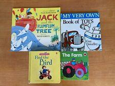 4 x Englische Kinderbücher