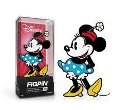 Disney Minnie Mouse FiGpiN Enamel Pin #262
