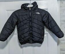 The North Face kids riversible boys jacket puffer sz XXS 5T