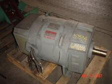 60 Hp Dc General Electric Motor, 1150 Rpm, 407At Frame, Dpfv, 240 V