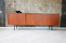 60er Teak Sideboard Kommode Danish Mid-Century 60s Credenza Vintage Teakwood 50s