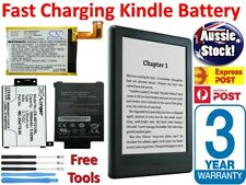 OEM Battery For Amazon Kindle 2 3 4 5 DX DXG Paperwhite 1 2 3 eReader + Tools