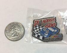 Talladega 500 4/21/02 Won By Dale Earnhardt Jr Nascar Pin