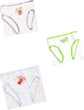Mädchen-Unterwäsche in Größe 128 aus 100% Baumwolle