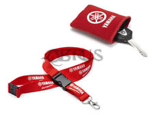 Genuine Yamaha Red Lanyard & Keyring Protector ACCESSORIES