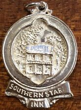 Southern star inn - goulburn oldest hotel established 1855 token  .925