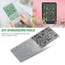 Concave And Convex Embossing Template Embossed Printing Plate Embossing Mold