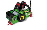 Forst Seilwinde VF 150 Automatik tragbar mit Seilwickelautomat