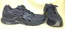 Reebok Royal Trainer Black Athletic Shoe Sneaker  DMX Ride SZ 12- Cross Trainer