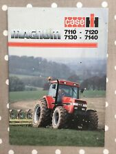 Case Ih Magnum Sales Brochure