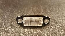 NUMBER PLATE LICENCE LAMP LIGHT FORD MONDEO MK3 2000 - 2007